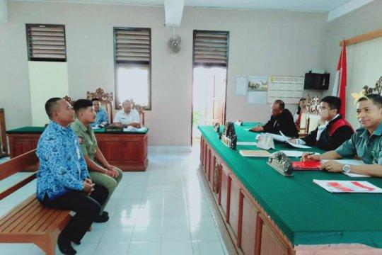 Para pelanggar aturan kebersihan di Bali dipidana