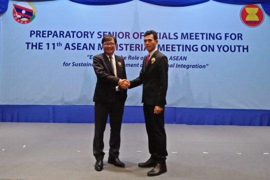 Indonesia serahkan kepemimpinan kepemimpinan ASEAN SOMY ke Laos