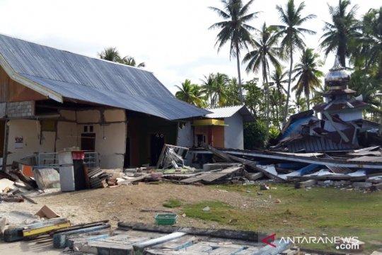 BNPB kirim helikopter untuk salurkan bantuan di Halmahera Selatan