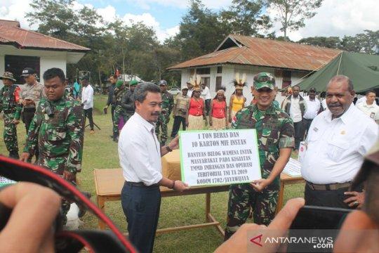Bulog siap salurkan 776 ton rastra untuk Jayawijaya