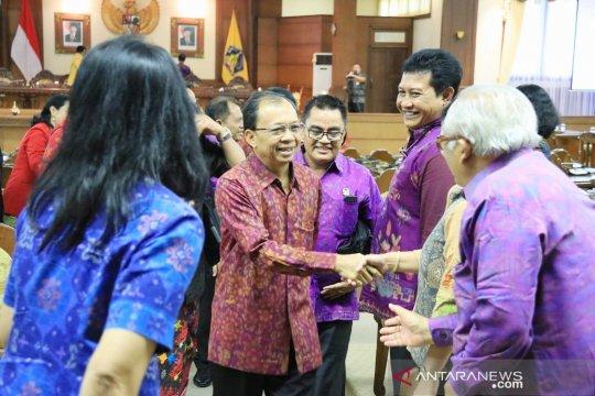 Gubernur: Gempa di Bali pertanda baik