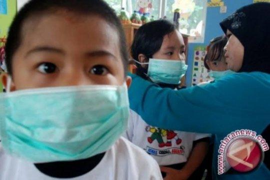 3.937 warga Dumai terkena ISPA akibat asap Karhutla
