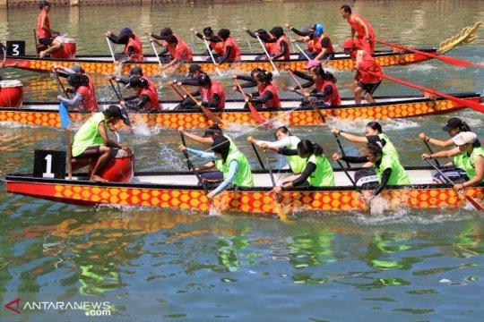 Padang kembali gelar Festival Dragon Boat Internasional