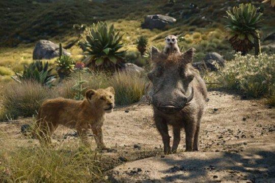 """Penggemar """"Lion King"""" jadi viral karena nyanyi bareng keledai"""