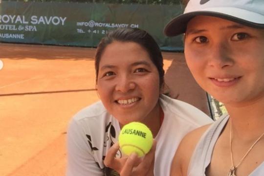 Beatrice/Jessy tersingkir di semifinal WTA 125K Houston