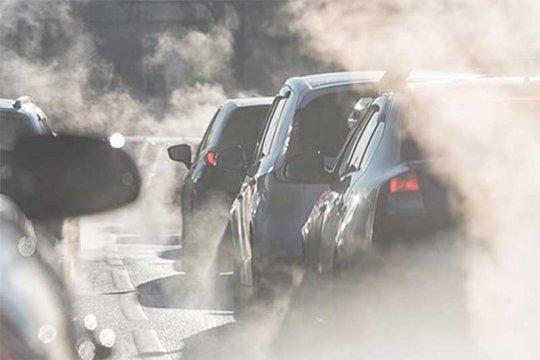 Polusi udara membuat paru-paru menua lebih dini