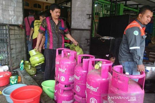 Atasi kelangkaan, Pertamina siapkan 200 ribu tabung elpiji