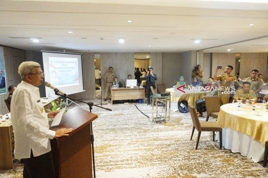 Wakil gubernur Sumatera Selatan minta dinas kelola arsip secara akurat