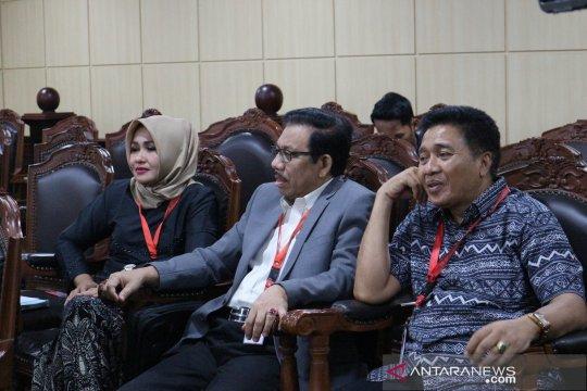 Sidang Pileg, MK menolak permohonan Farouk Muhammad