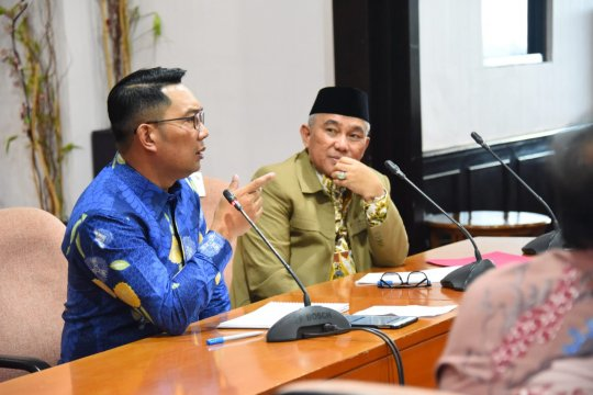 Pemprov akan revitalisasi sejumlah proyek infrastruktur Depok