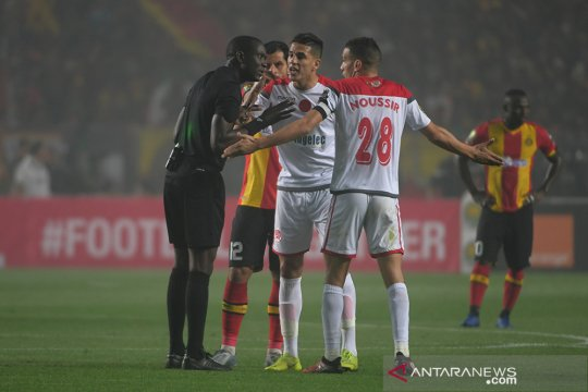 Final kompetisi antarklub Afrika diubah jadi sekali main