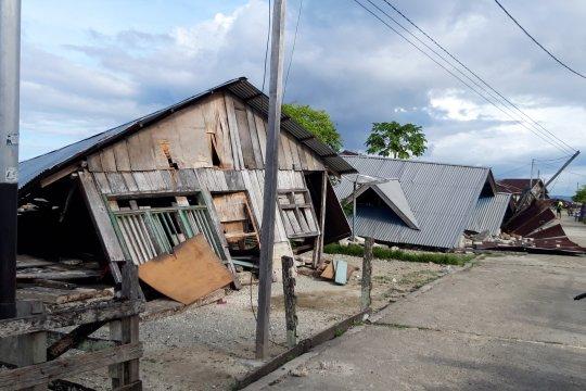 BNPB: Korban meninggal akibat gempa Halmahera Selatan lima orang