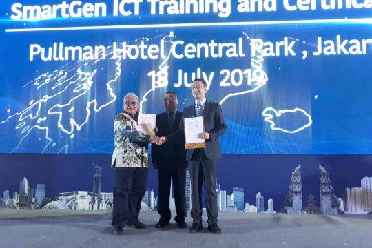 Kemnaker-Huawei kerja sama tingkatkan kompetensi lulusan SMK
