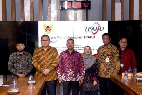 TPKAD Kediri jadi finalis TPAKD Award