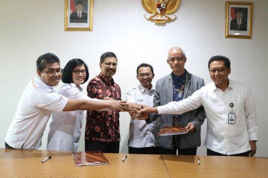 Perkuat jasa logistik BUMN, BGR Logistics-Pos Indonesia bersinergi