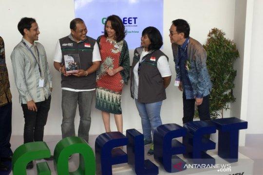 Astra-Gojek sediakan layanan angkutan sewa khusus 'GoFleet'