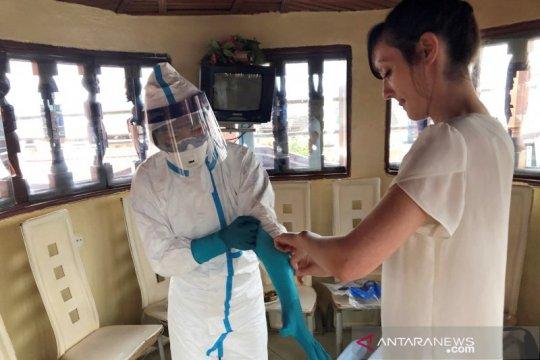 Pasien Ebola yang meninggal diduga kunjungi Rwanda