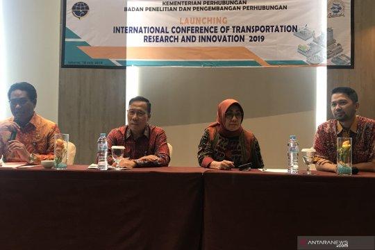 Kemenhub gelar konferensi internasional riset transportasi
