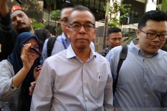 KPK panggil dua saksi untuk tersangka Emirsyah Satar