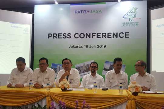 Patra Jasa targetkan laba bersih Rp202 miliar