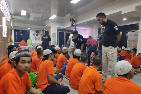 Polres Jakbar tuntaskan penyidikan kericuhan 21-22 Mei