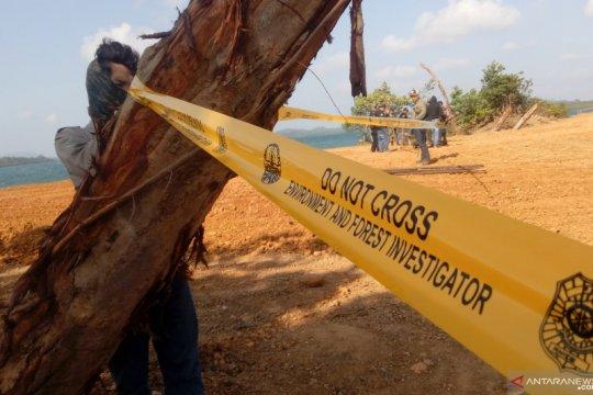 LSM pertanyakan penyelidikan pertambangan bauksit ilegal