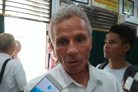 Prof Ron Harris minta maaf ungkap potensi gempa Lombok