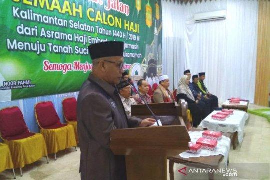 Kemenag Kalsel: satu calon haji sempat hilang dua hari di Madinah