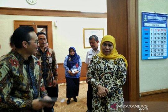 Kepala BKKBN temui Khofifah minta dukungan program kependudukan