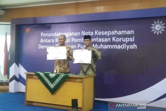 PP Muhamadiyah dan KPK sepakat berkolaborasi cegah korupsi