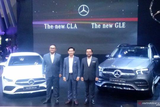 Mercedes-Benz tampilkan dua debut baru dalam GIIAS 2019