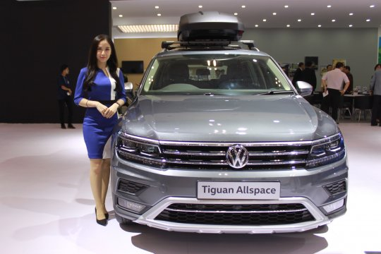 Ini pertimbangan Volkswagen bawa Tiguan Allspace ke Indonesia