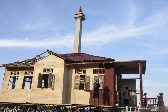 Pemprov DKI Jakarta gelar Lebaran Betawi 2019