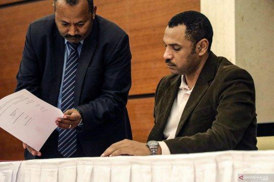 Perjanjian pembagian kekuasaan di Sudan ditandatangani