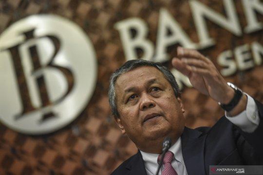 Gubernur BI: Penurunan bunga acuan bakal tekan bunga kredit