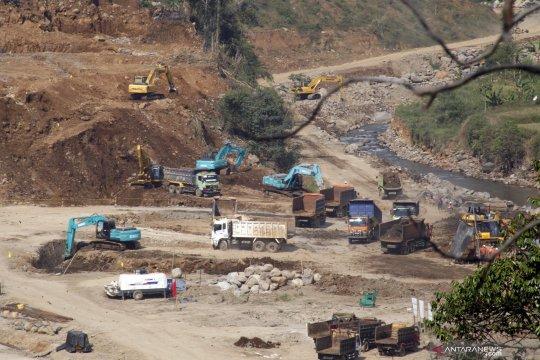 Proyek pembangunan Bendungan Ciawi dan Sukamahi