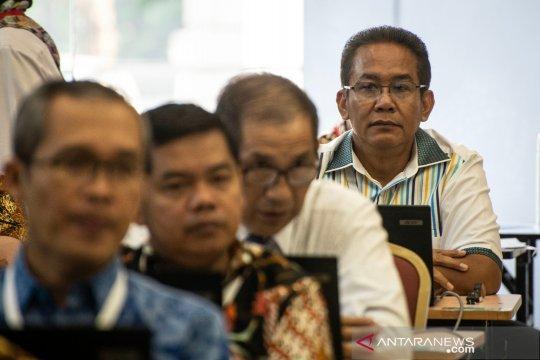 192 kandidat capim KPK ikuti uji kompetensi