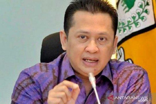 Golkar sodorkan nama Bamsoet sebagai Ketua MPR