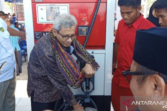 BBM satu harga hadir untuk nelayan di Lombok Tengah