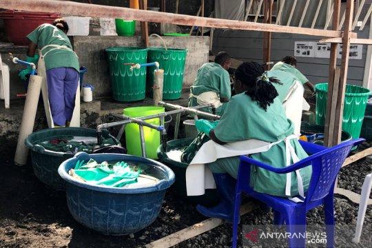 Mantan menteri kesehatan Kongo ditahan terkait Ebola