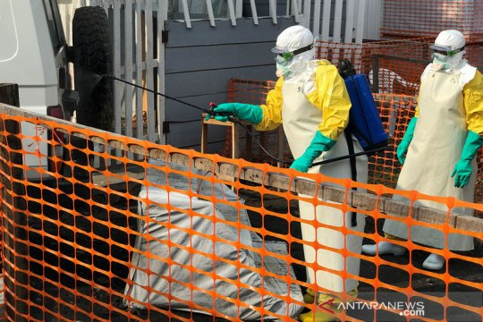 WHO: Kongo catat kasus ketiga Ebola dari rantai infeksi yang sama