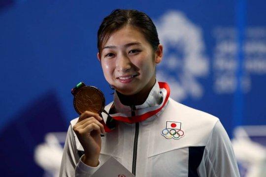 Solidaritas Jepang untuk peraih 6 emas renang Asian Games 2018