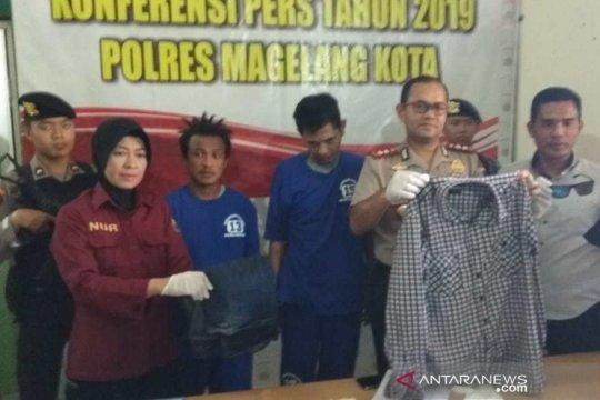 Polisi tangkap dua pelempar molotov di Magelang