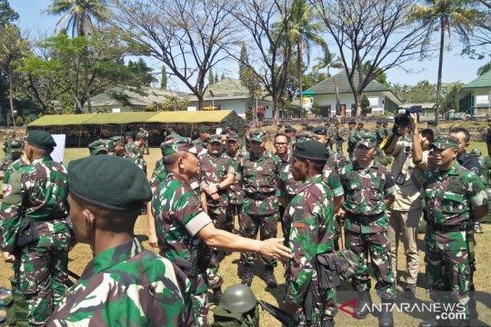 Batalyon Infanteri Raider 300/Brajawijaya operasi tapal batas