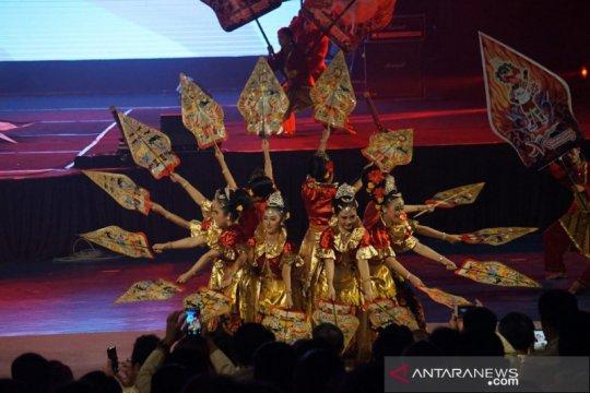 Sanggar Greget meriahkan pembukaan ASEAN School Games 2019
