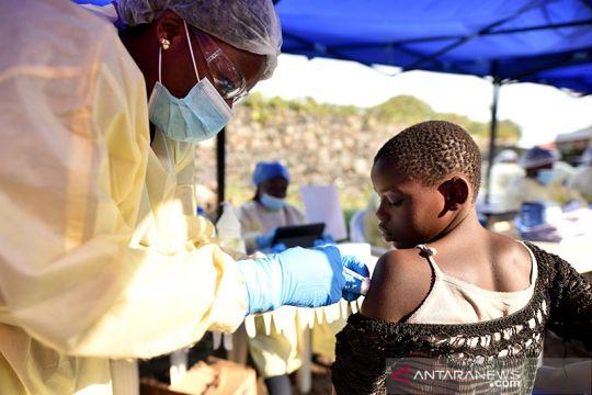 Vaksin Ebola untuk warga Kongo