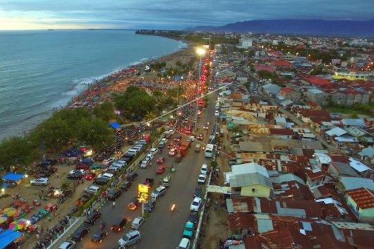 Pantai Padang akan dilengkapi area permainan skate board