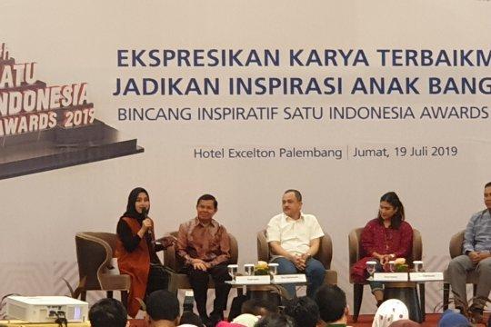 Para pemuda diajak ramaikan program SATU Indonesia Award