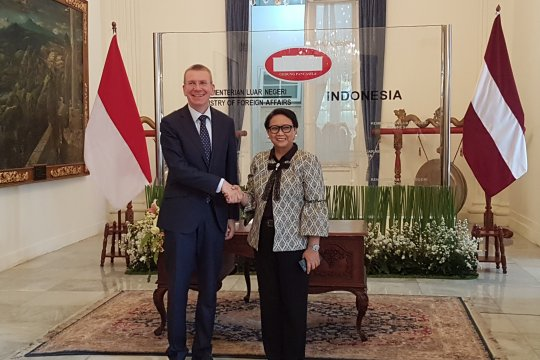 Latvia dukung pencalonan Indonesia di Dewan HAM PBB