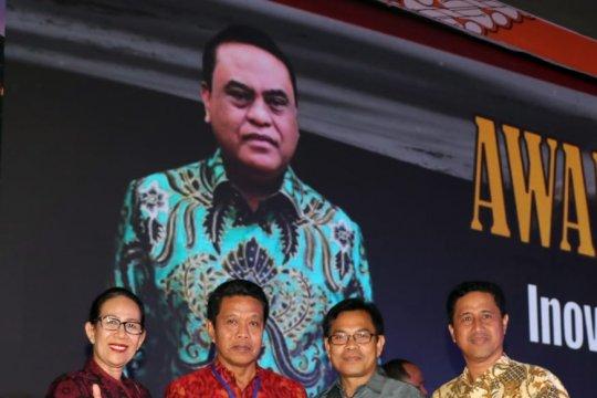 """Bali terima penghargaan inovasi pelayanan publik lewat """"Sipadu"""""""